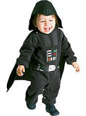 Star Wars Darth Vader Costume Toddler Boys