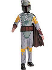 Boys Boba Fett Costume - Star Wars