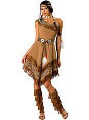 Native American Maiden Costume Adult Elite