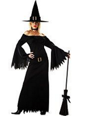Elegant Witch Costume Adult