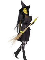 Spellbinding Witch Costume Adult