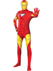 Adult Iron Man Partysuit