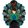 Peacock Feather Wings