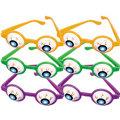 Halloween Eyeball Glasses 6ct