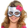 Sequin Hello Kitty Mask
