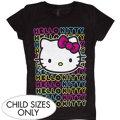 Neon Hello Kitty T-Shirt