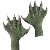 Sea Monster Gloves