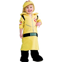 Toddler Girls Ghostbusters Costume