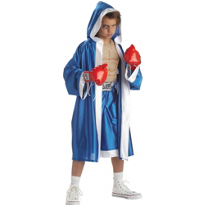 Everlast Boxer Muscle Costume Boys