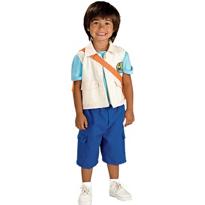 Go Diego Go Costume Boys
