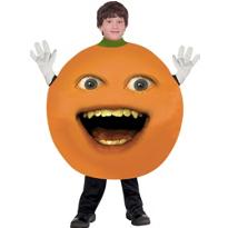 Annoying Orange Costume Boys