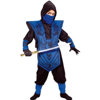 Ninja Lord Costume Boys